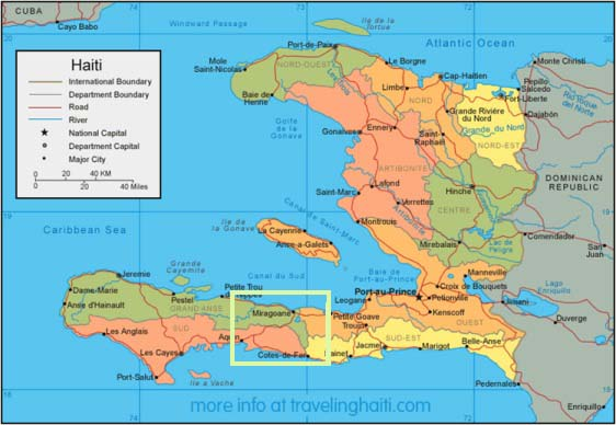 About ic haiti map of haiti gumiabroncs Gallery
